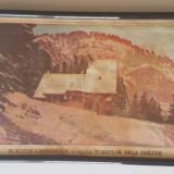 Casa Turistilor de la Ghilcos, Muntii Gherghiului  - fotografii de presa vechi de o suta de ani