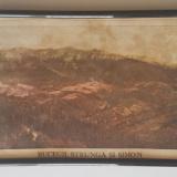 Bucegii, Strunga si Simon  - fotografii de presa vechi de o suta de ani