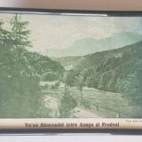 Valea Rasnoadei, Azuga spre Predeal - fotografii de presa vechi de o suta de ani