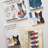 Cărțile pentru copii ale motanului Ghenă și un StashBook