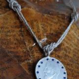 Salba cu două fețe - bijuterii din argint Salba Mariei